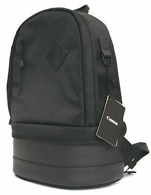 Canon BP100 Camera DSLR Backpack Black With Red Lining