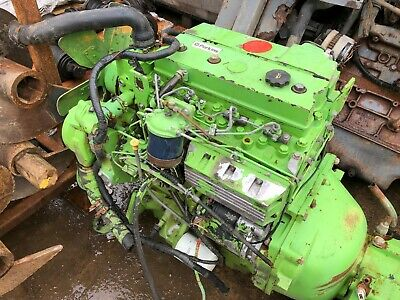 4 CYLINDER PERKINS TURBO AB ENGINE Price Inc Vat