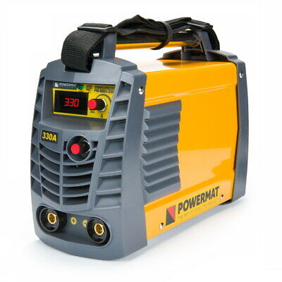 Powermat MMA ARC inverter welder PM-MMA-330SP 330A IGBT Light Portable