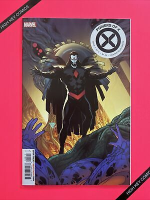 Powers Of X #5 Regular RB Silva Cover A Marvel 2019 NM