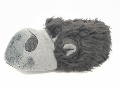 Kids Size Childrens 3D Monkey Gorilla Slippers Girls House Shoes Boys Mules