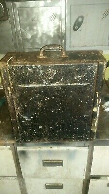 Vintage  Engineers Tool Case