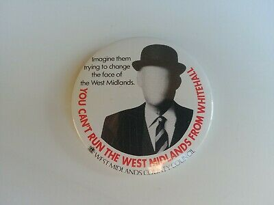 58mm Change any text Personalised School Council Badge