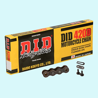 Did 420V//106 With O Ring Open Chain With Spring Link For Honda Msx 125 2013