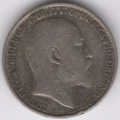 1910 Edward VII Silver Sixpence | British Coins | Pennies2Pounds