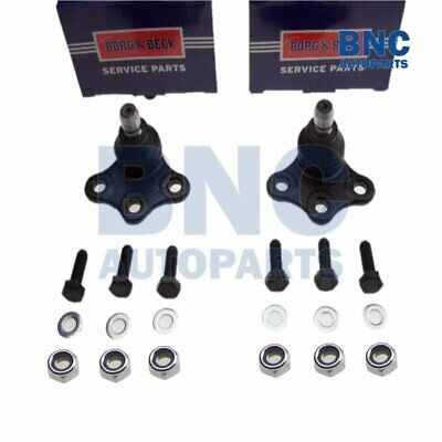 Lower Ball Joint Pair for VAUXHALL COMBO - 2001 to 2011 - BORG & BECK