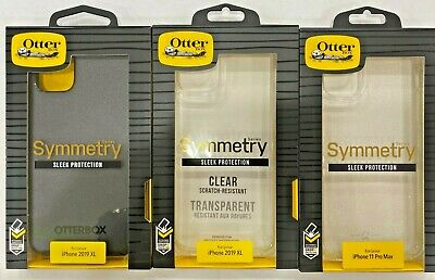 New OtterBox Commuter Symmetry Series Case for iPhone 11 Pro/11 Pro Max