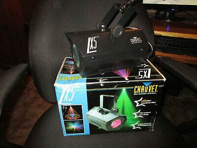 Chauvet DJ - LX5 LED Sound Activated Lighting