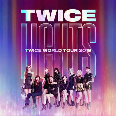 TWICE - TWICELIGHTS World Tour - Official Trading Card - Photocard