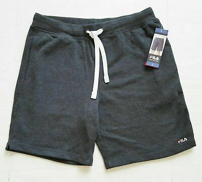 NWOT Fila Men's French Terry Jogger Pants-Grey-Medium