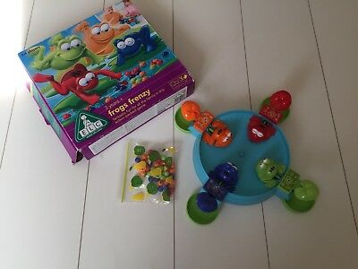 Frogs Frenzy ELC Board Game
