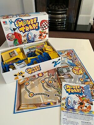 2006 THE GAME OF MOUSETRAP BY MB MINT CONDITION FREE POST