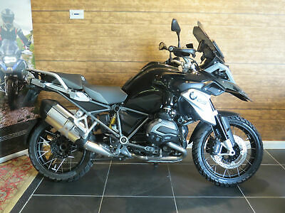 BMW R 1200 GS TE TRIPLE BLACK 2016 LOW SUSPENSION *24 mth bmw warranty
