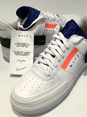 THE TEN NIKE Air Force One AF 1 Off White Gr 45 US 11 UK 10