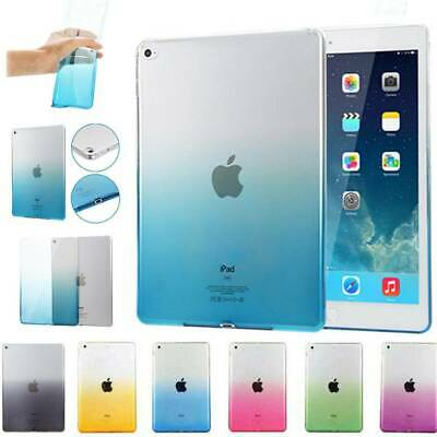 "For iPad Mini 7.9"" Air Pro 9.7"" 5th 6th Gen Shockproof Soft TPU Skin Case Cover"