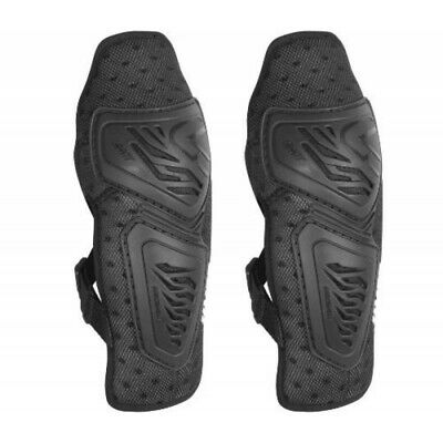 Leatt 3.0 Elbow Guards Motocross MX Offroad Black Adults PAIR