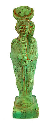 Rare lovely Osiris Statue Egyptian God Figurine Ancient antique statue stone