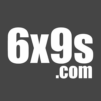 6x9s.com domain name for sale, ideal brand name for audio or music site speakers