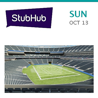 Dallas Cowboys at New York Jets Tickets (Spotlight White Ra... - East Rutherford