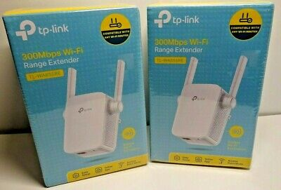 TP-Link N300 Wireless WiFi Range Extender Repeater Booster  NEW SEALED