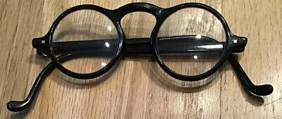 Wellsworth Antique AO American Optical Eyeglasses Round Lennon Style Frame RARE