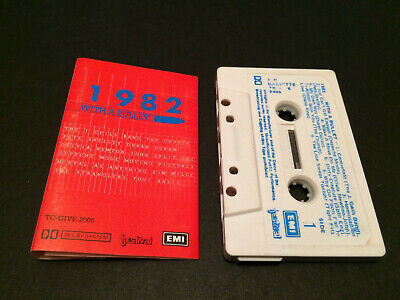1982 With A Bullet Various Artists Australian Compilation Cassette Tape