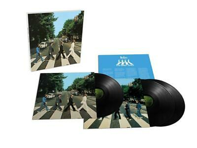 BEATLES Abbey Road 50th Anniversary super deluxe vinyl 3 LP set Record SEALED/BR