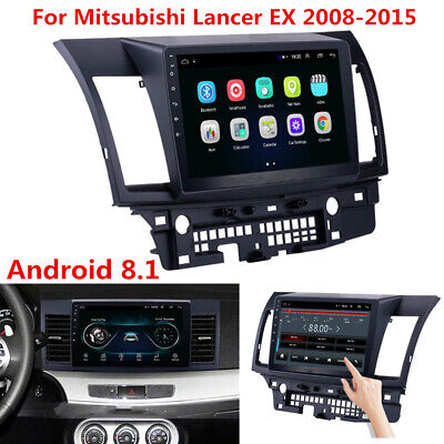 "10.1"" Auto Android 8.1 Radio GPS Stereo MP5 For Mitsubishi Lancer EX 2008-2015"