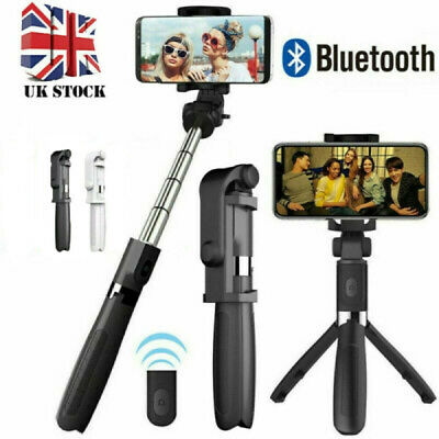 Universal Mini Mobile Phone Tripod Selfie Holder Mount For iPhone 11 Pro Max