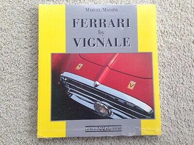 Ferrari by Vignale (factory sealed) by M. Massini (ISBN 9788879110853)