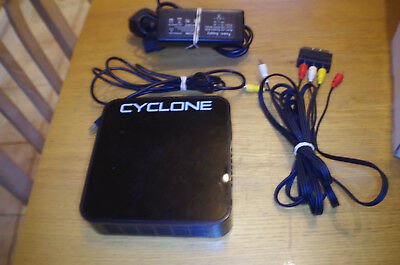 SUMVISION CYCLONE MULTIMEDIA PLAYER  1TB HDD HDMI (no remote)