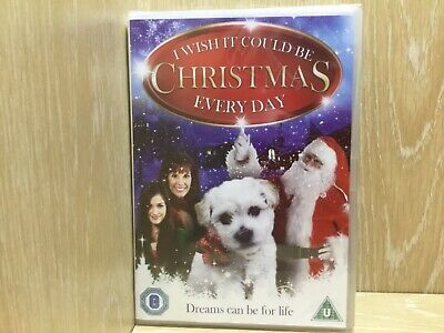I Wish It Could Be Christmas Every Day DVD New & Sealed Alexandra Paul 2011