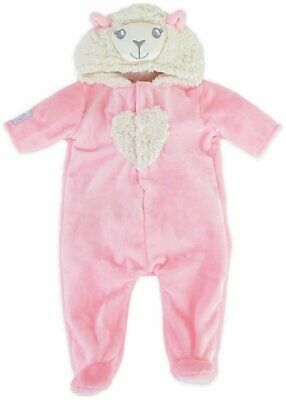 Chad Valley Tiny Treasures Llama Outfit For Doll Sized 44Cm