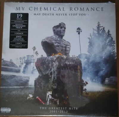 My Chemical Romance - May Death Never Stop You 2 x LP + DVD - Vinyl Record Album