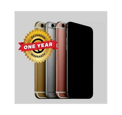 New Apple iPhone 6s 16GB Sim Free Unlocked Smartphone Various Colors UK Stock