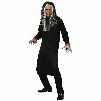 Men's Psycho Costume Fancy Party Dress Adult Scary Horror Halloween Outfit