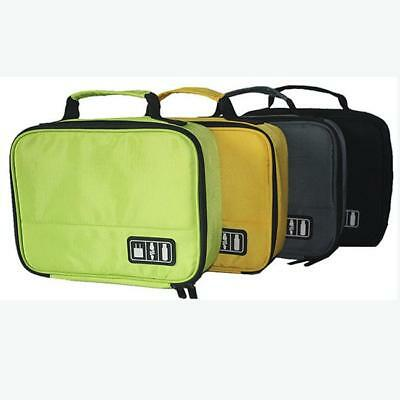 Electronic Accessories Cable Charger AU Storage Travel Case Organizer Bag USB Y3