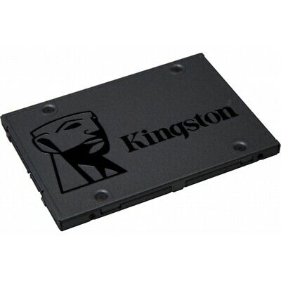 Hard Disk SSD 960Gb Kingston SSDNow A400 2.5 Sata3 Disco HDD Stato Solido Veloce