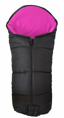 Footmuff//Cosy Toes Compatible with Cybex Eezy Dark Pink