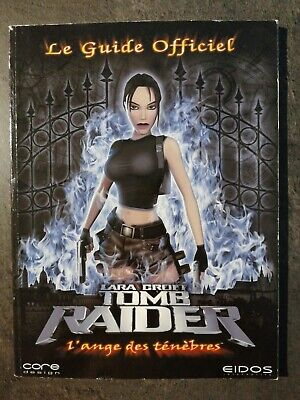 Guide Officiel Tomb Raider L'ange Des Ténèbres FR
