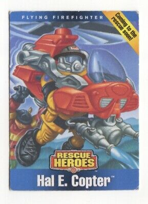 Fisher Price Rescue Heroes. Hal R. Copter