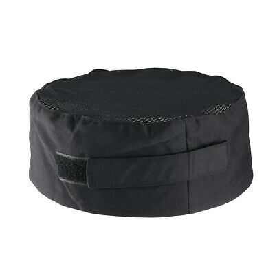 Chef Cap Chefs Catering Skull Cap Hat Professional Kitchen Round Hat Breathable
