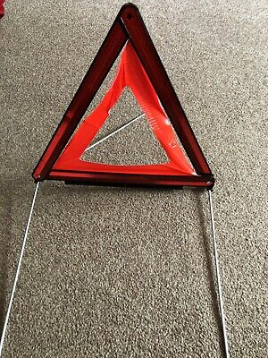 Mercedes Benz  Emergency Hazard Warning Triangle A1718900197