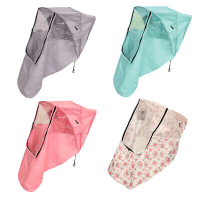 Weather Shield Universal Baby Stroller Rain Cover Windproof Waterproof