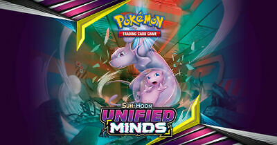 40x Pokemon Cards: Unified Minds Holos & Rares Bundle - Only holos and rares!