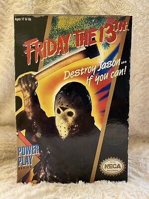 NECA Friday The 13th Classic Video Game Appearance Jason