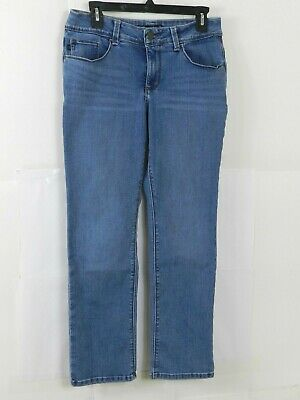 Lee Perfect Fit Straight Leg Stretch Jeans Womens Size 6 Short