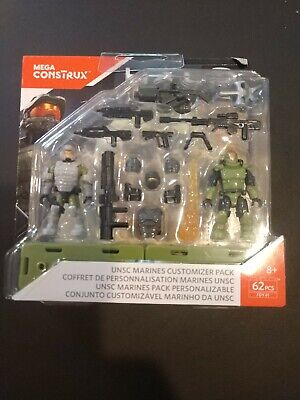 Halo Marines Customizer Pack And StormBound Series Bonus FDY41