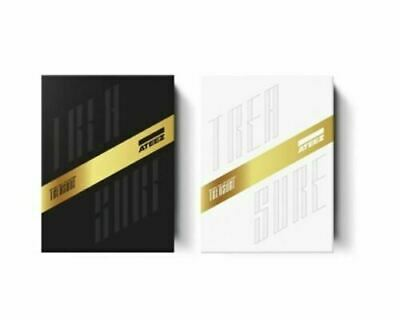 Pre- Order ATEEZ 1st Album TREASURE EP.FIN All To Action CD+Poster+gift photos