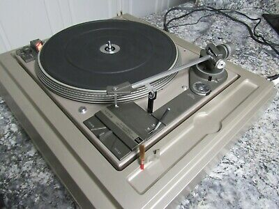 Vintage Dual 1258 Automatic Vario Belt Drive Record Player
